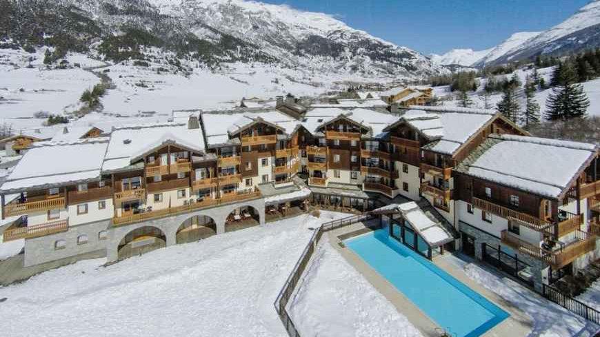 Val Cenis - Val Cenis, Lanslebourg | Residence Les Alpages 4*