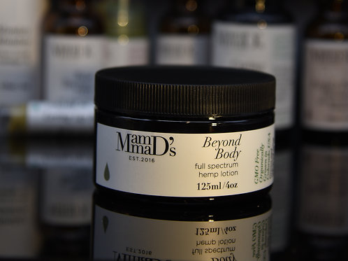 Beyond Body Lotion