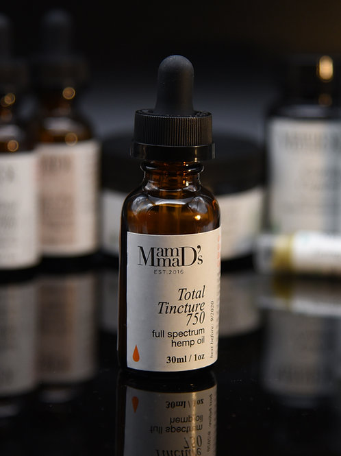 Total Tincture 750mg