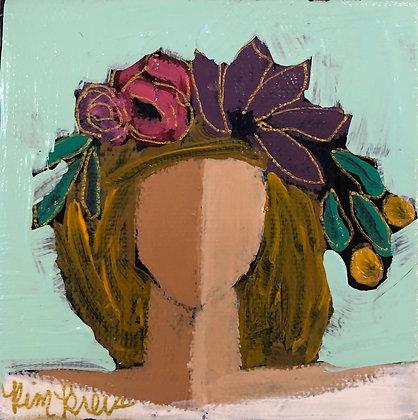 Flower Lady B