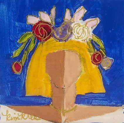 Flower Lady 6