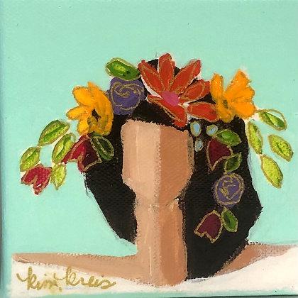 Flower Lady 14