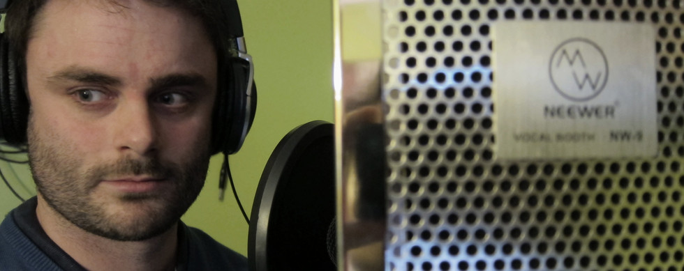 Recording 'The Sixth Extinction'