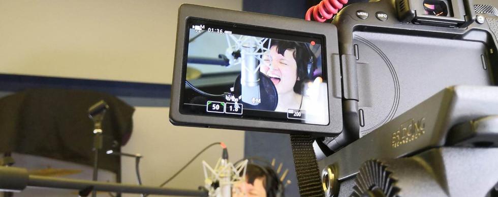 Recording the EP Revealed
