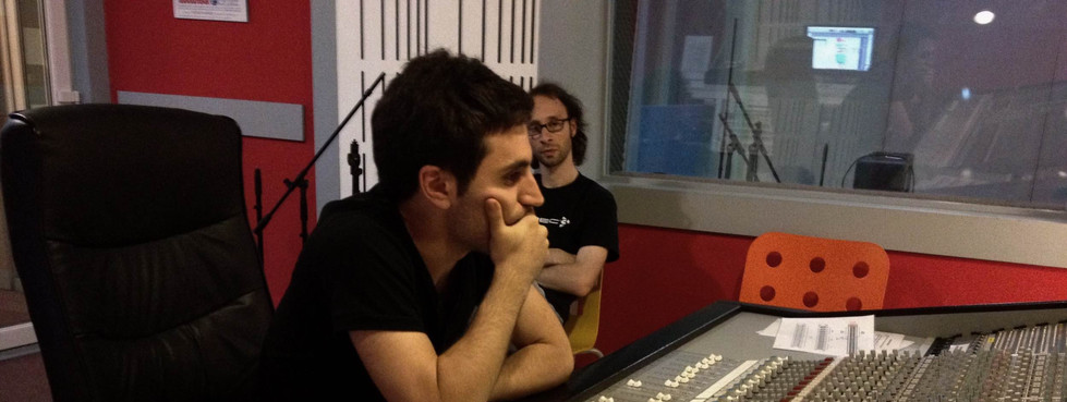 Recording of Madrid [or Suite For The Solitary Contemporary Citizen]