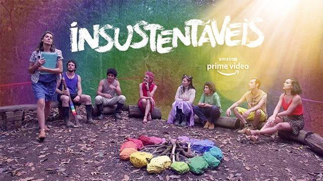 Os _insustentaveis estão no _amazonprimevideo _primevideobr ... Tem vídeos com as prévias