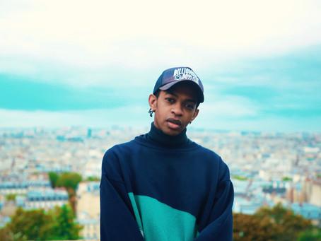 Paris, France - Ace Hashimoto