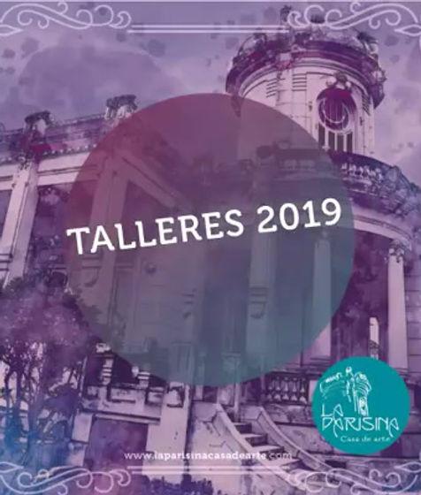 Talleres Culturales 2019