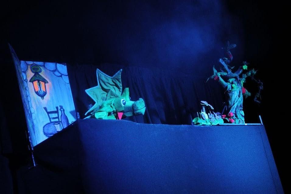 4-Peloncho en el reino Tristonio - Atrolabio teatro de Titeres