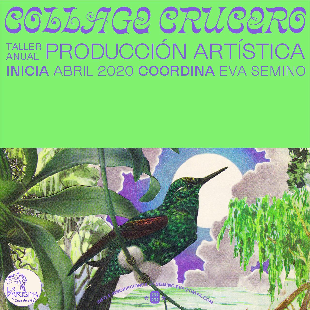 COLLAGE CRUCERO