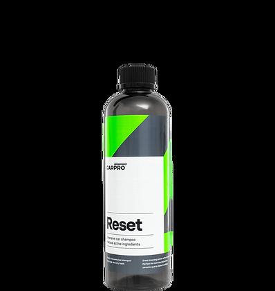 Reset リセット