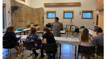 Children's Art Classes on the Historic Roycroft Campus