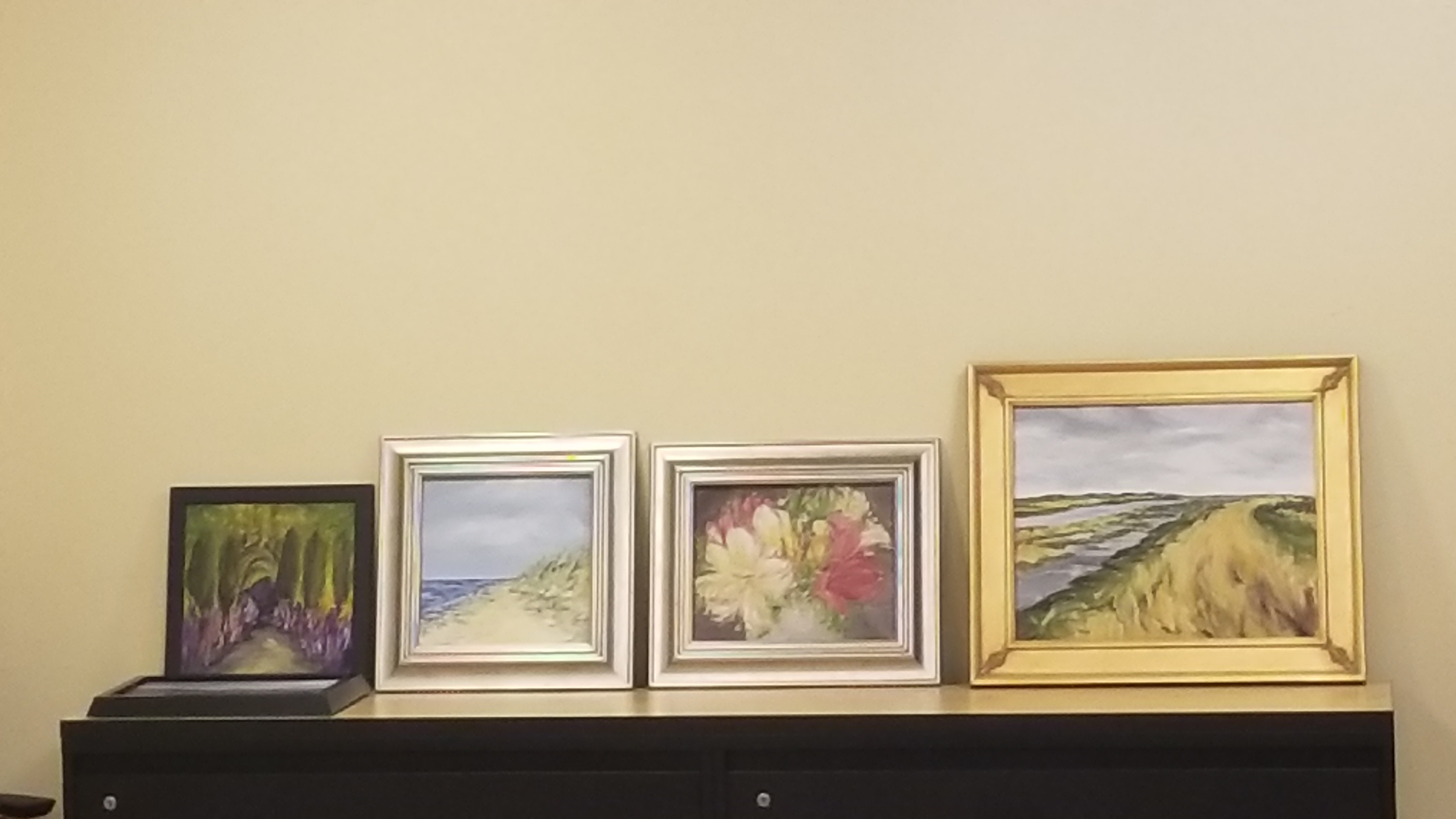 Paintings by Karen Carlton