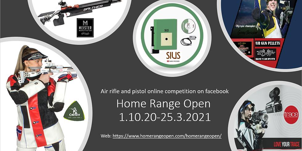 Home Range Open Round 6.