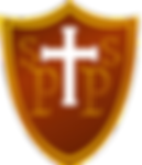 SS Peter & Paul School Badge.png