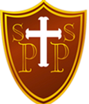 SS Peter & Paul School Badge.png