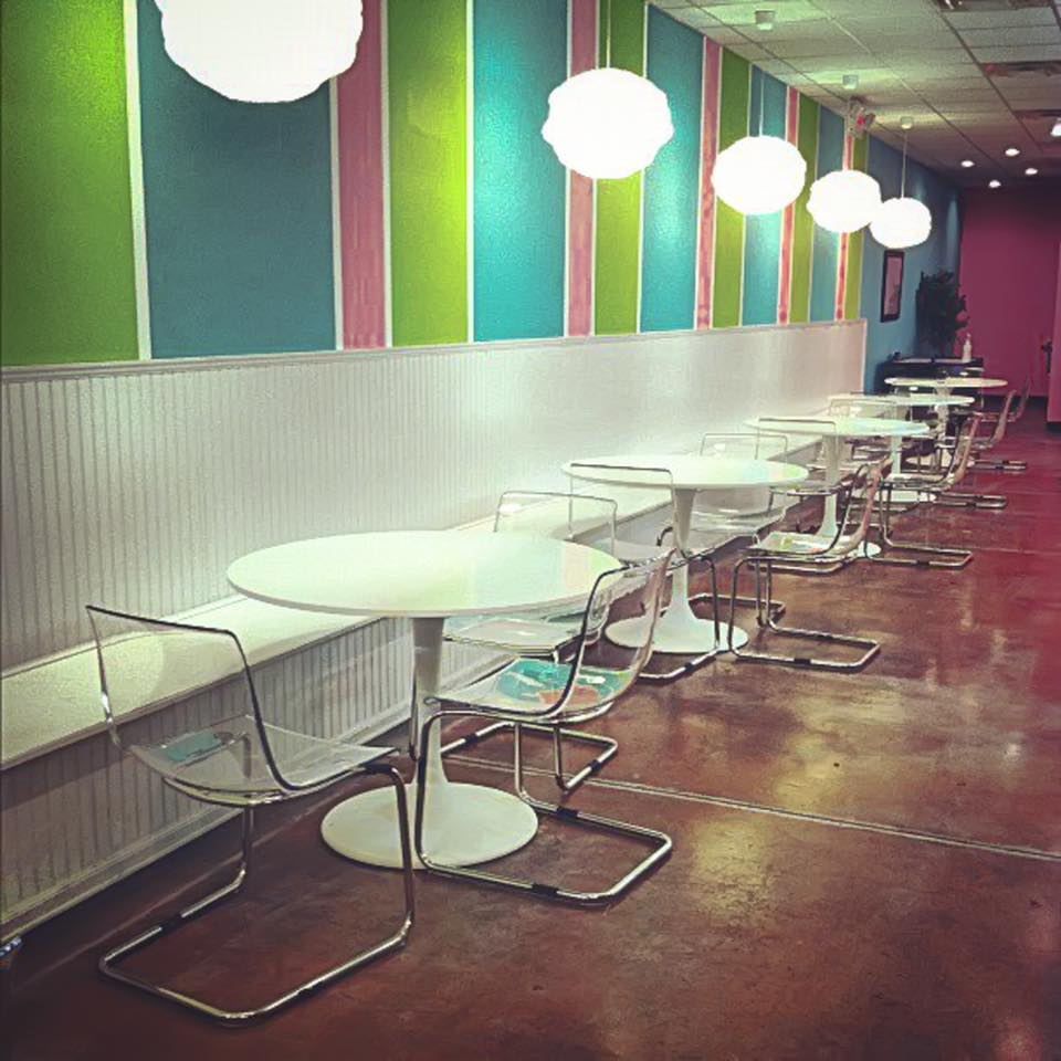 Sweet Frog Buildout