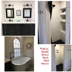 Custom Bathroom Addition