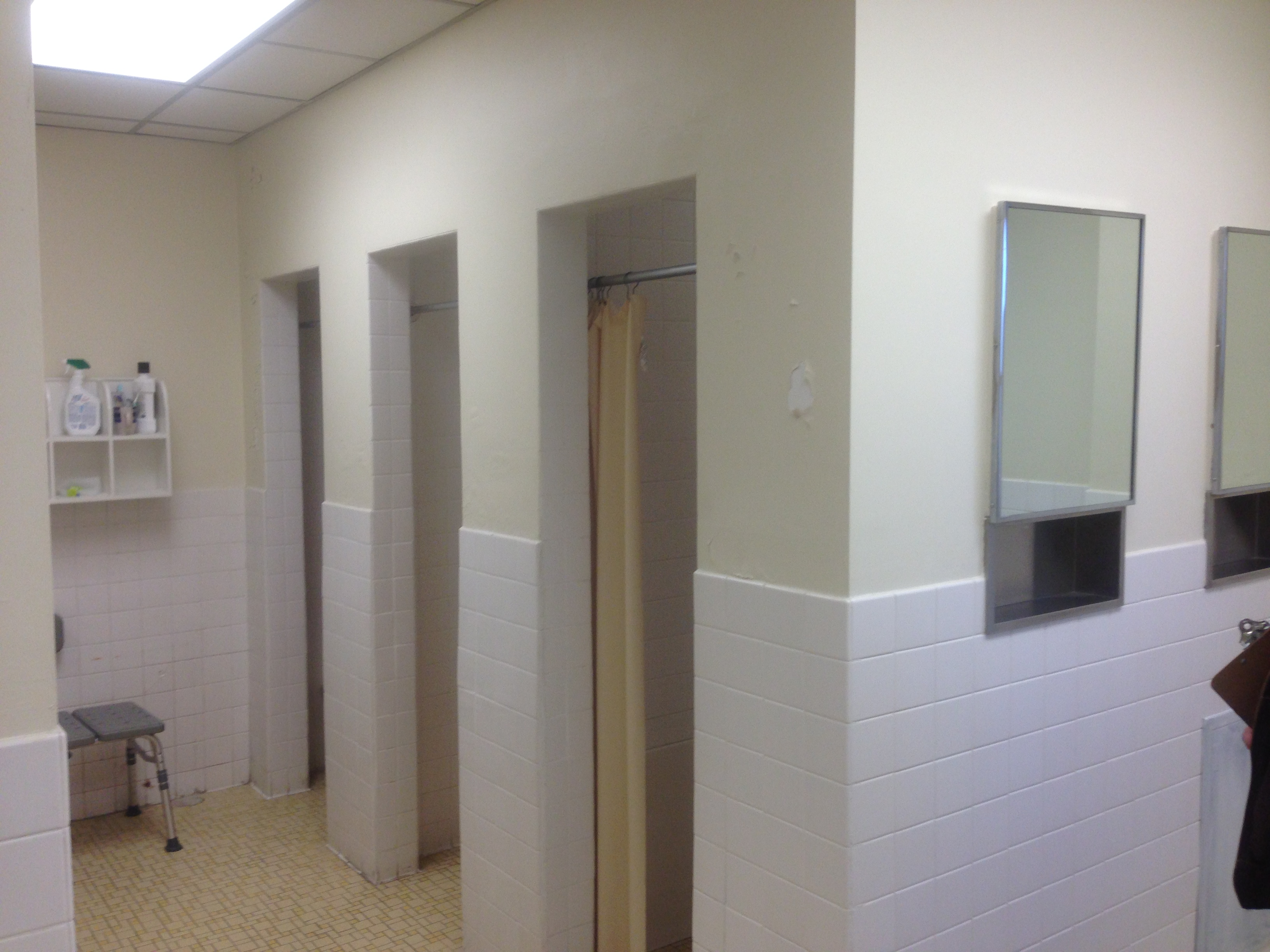 Public Restroom Renovation
