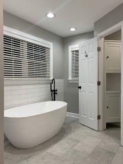 Bathroom Updated