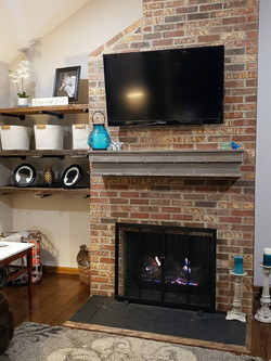 Fireplace Nook