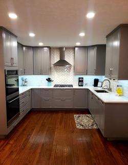 1980's Kitchen Fully Remodeled