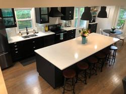 Overhead Kitchen View