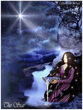 Shekhinah Star Card