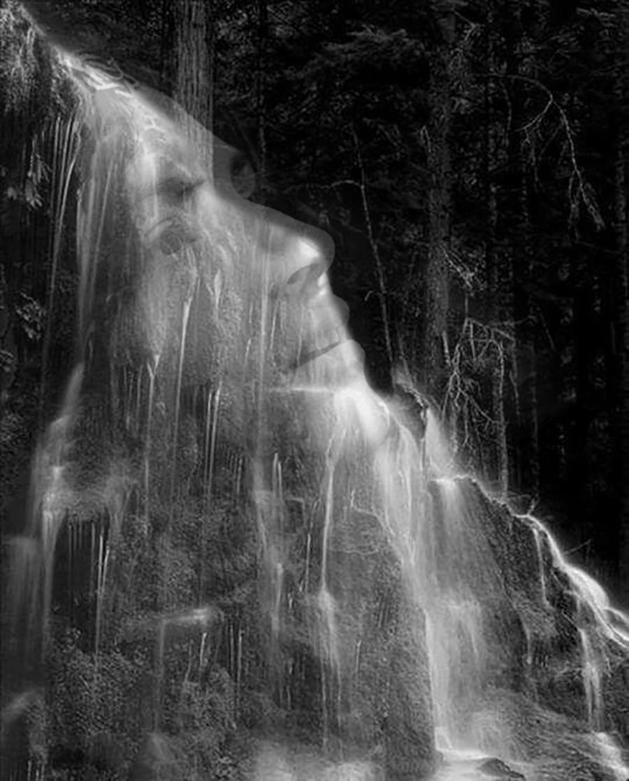 Shekhinah waterfall
