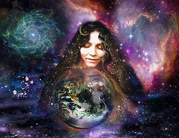 Shekhinah holding the world.jpg
