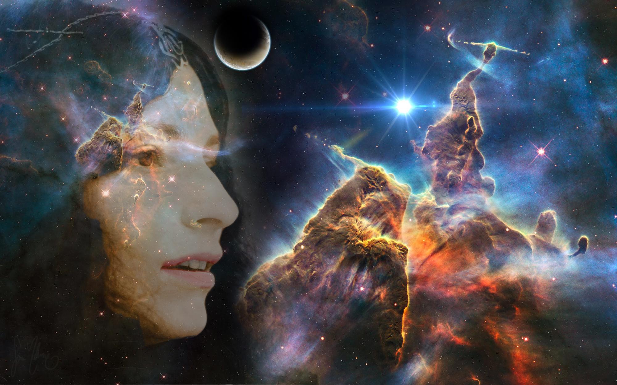 Shekhinah nebula
