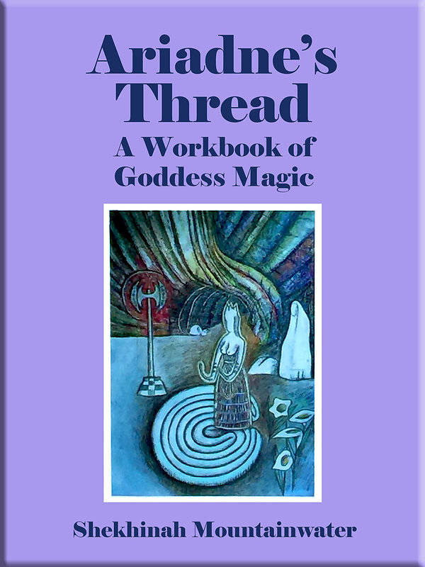 Ariadnes Thread book cover