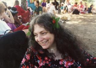 Shekhinah in her late 50s