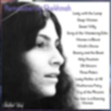 Remembering Shekhinah CD - flower frame