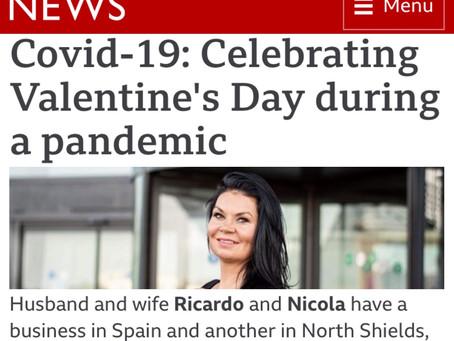 Annagrams on BBC News!