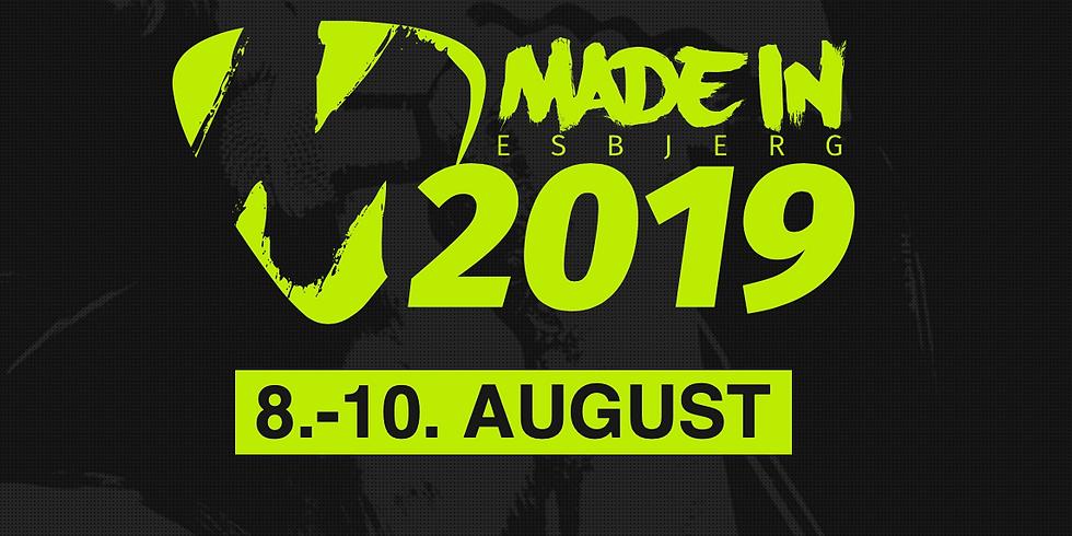 MADE IN ESBJERG 2019 Festival | Esbjerg, Denmark