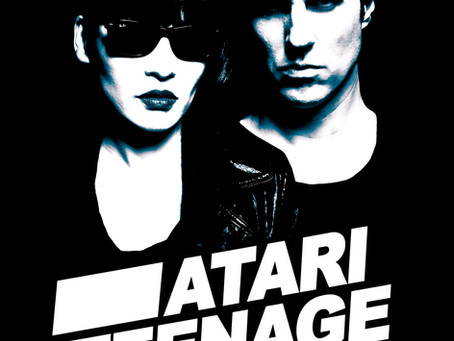 ATARI TEENAGE RIOT represents the most radical and dark side of digital culture