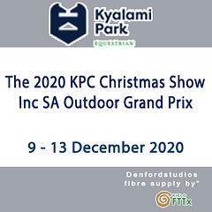 The 2020 KPC Christmas Show Inc SA Outdo