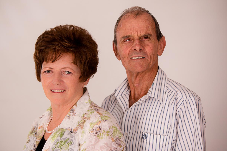 Oom Willie en Tannie Marieta