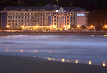 Hotel and booking info