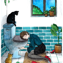 What Happens In Your Bathroom 2