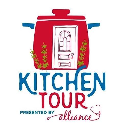 Kitchen Tour Ticket