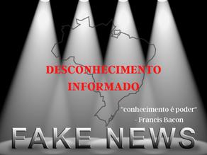 Os perigos das fake news