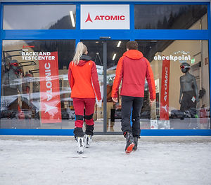 Atomic Backland Test Center Russbach