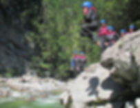 Canyoning Gosau-beginner-advanced-family-groups-leading family hotel & resort dachsteinkoenig