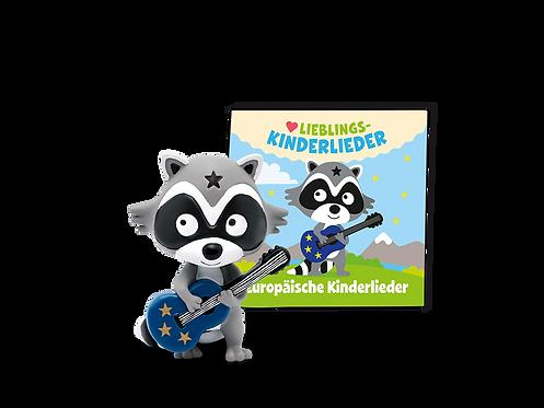 Tonies® Lieblings-Kinderlieder - Europäische Lieder