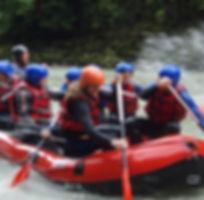 Rafting-Lammer-Salzkammergut-Raftingtour-alpin Abenteuer