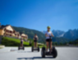 Segway Rental and guided Tours Gosau-Cooee alpin hotel Dachstein