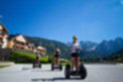 Segway Rental Gosau-Leading Family Hotel & Resort Dachsteinkoenig
