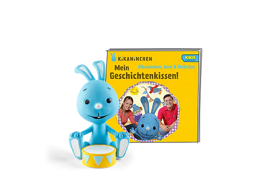 Tonies® Kikaninchen - Mein Geschichtenkissen